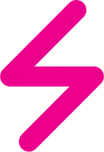 smash creative logo pink