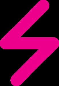 smash creative logo pink